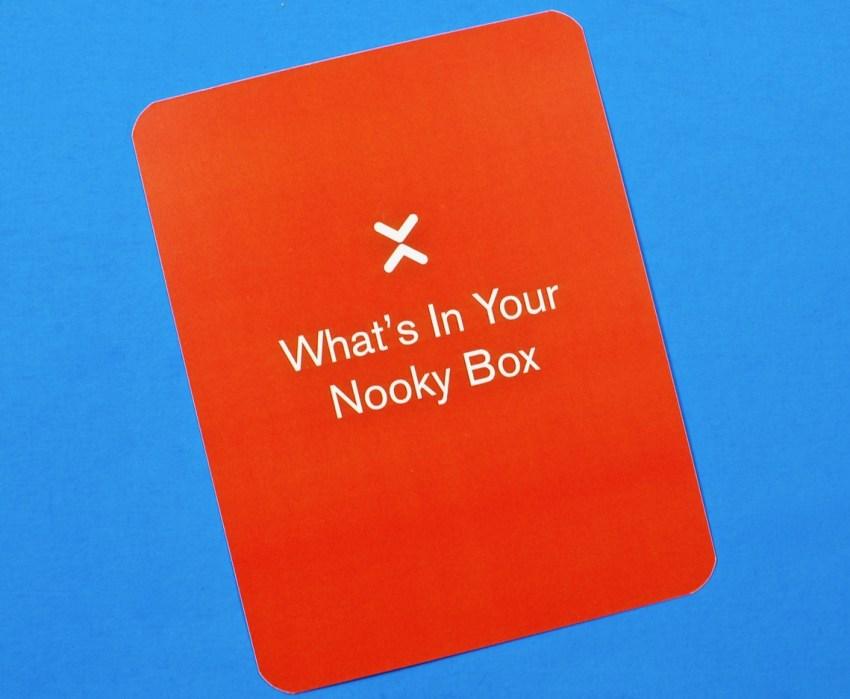 Nooky Box coupon
