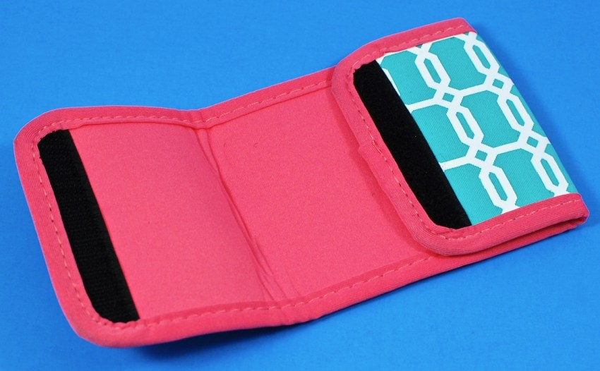 Occasionally Made – Insulated koozie with Velcro Closure