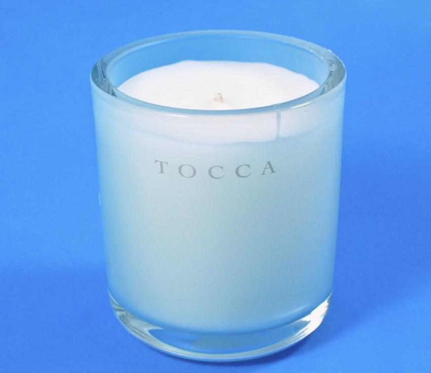 Tocca candle popsugar