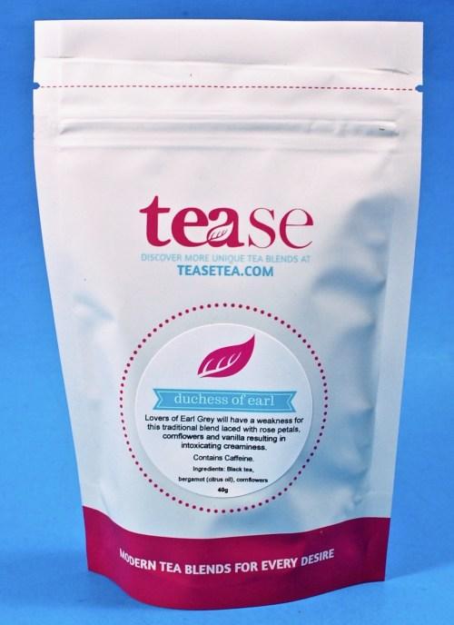 Tease Duchess of Earl tea