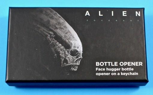 Facehugger bottle opener