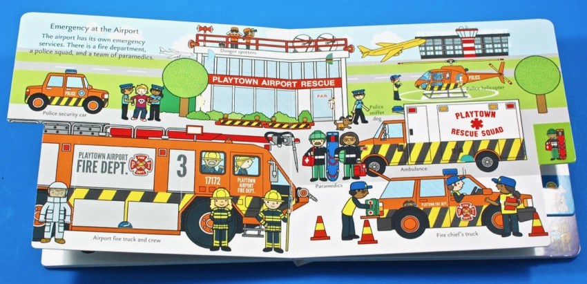 playtown emergency book