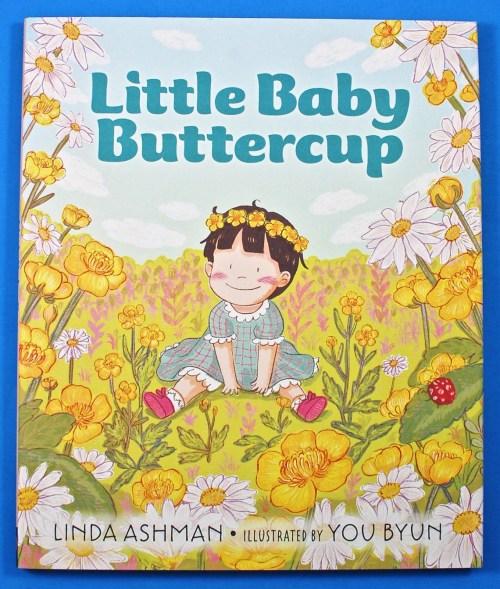 Little Baby Buttercup book