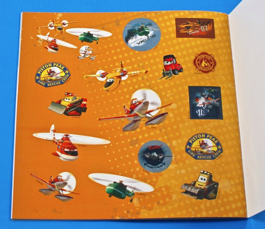 Planes stickers