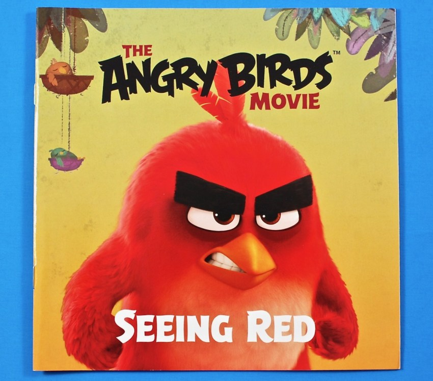 Angry Birds book