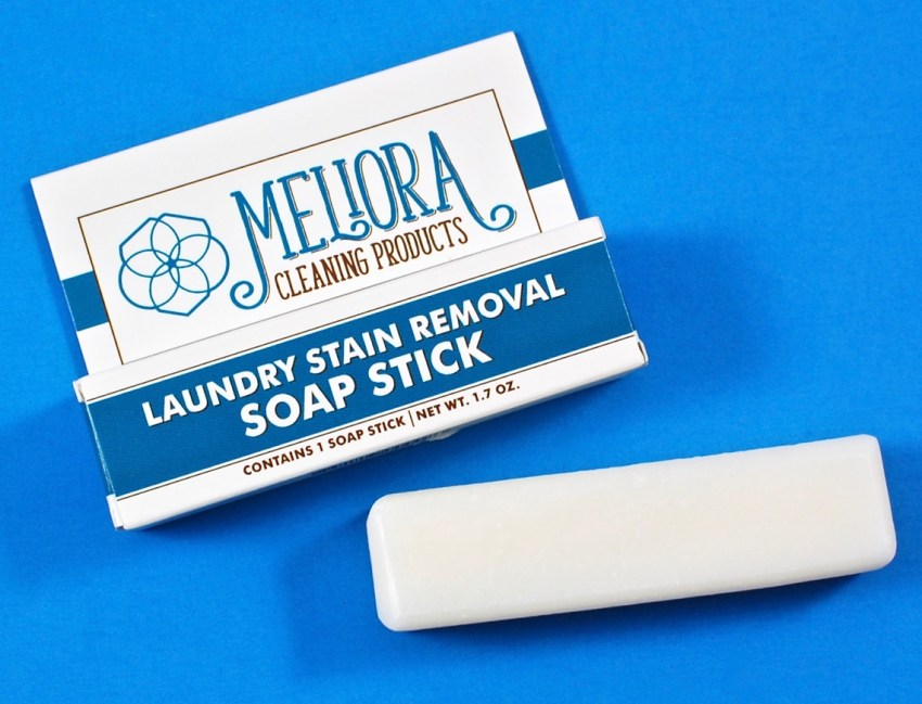 Soap Stick for Stain Removal by Meliora Cleaning Products