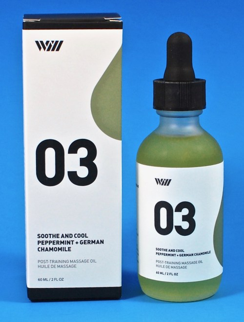 Way of Will massage oil