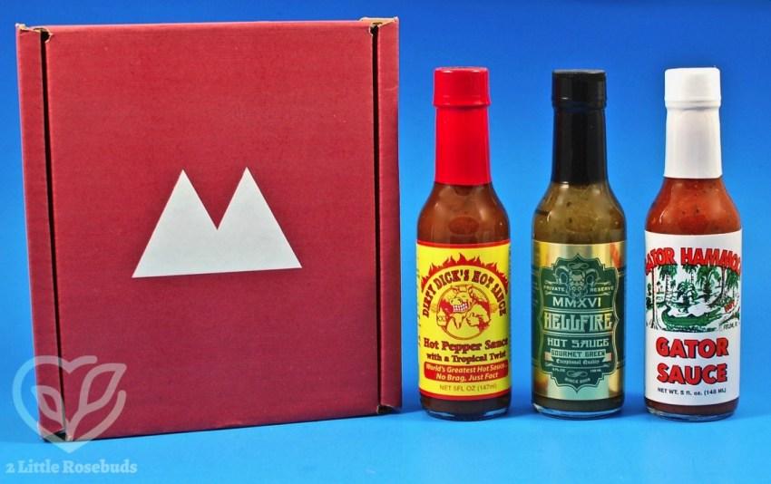 June 2017 Fuego Box review