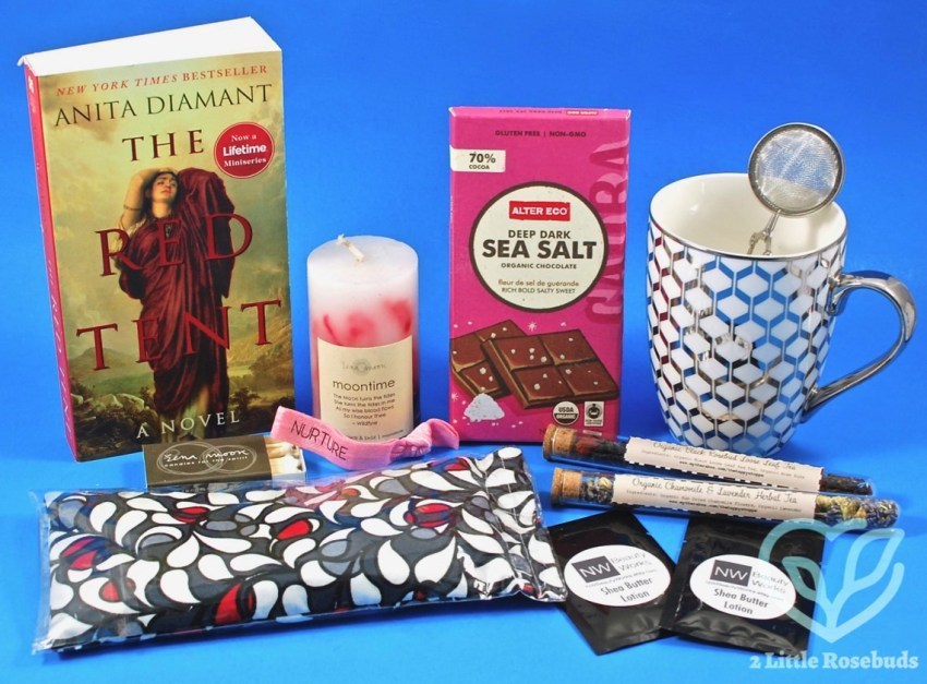The Pampered Period Box June 2017 Subscription Box Review
