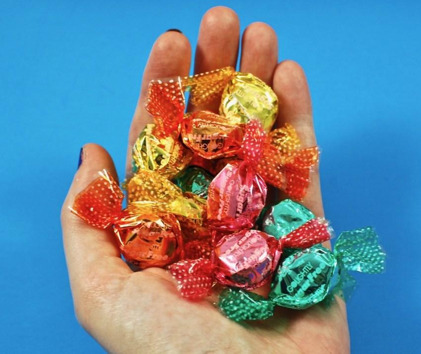 GoLightly candy