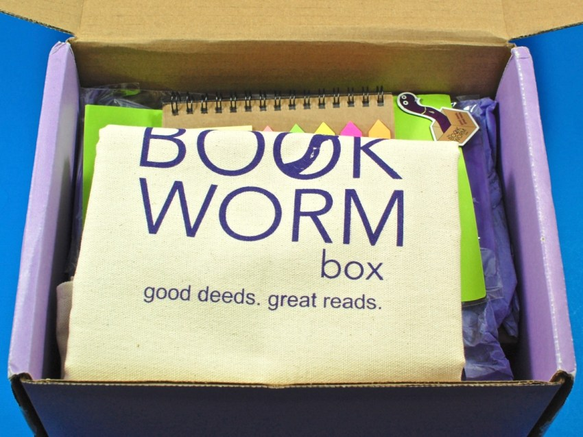 bookworm box review