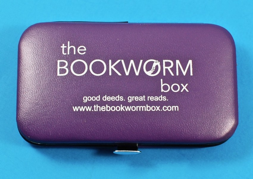 Bookworm Box manicure set