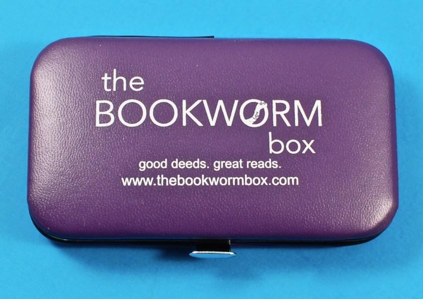 Bookworm Box manicure set