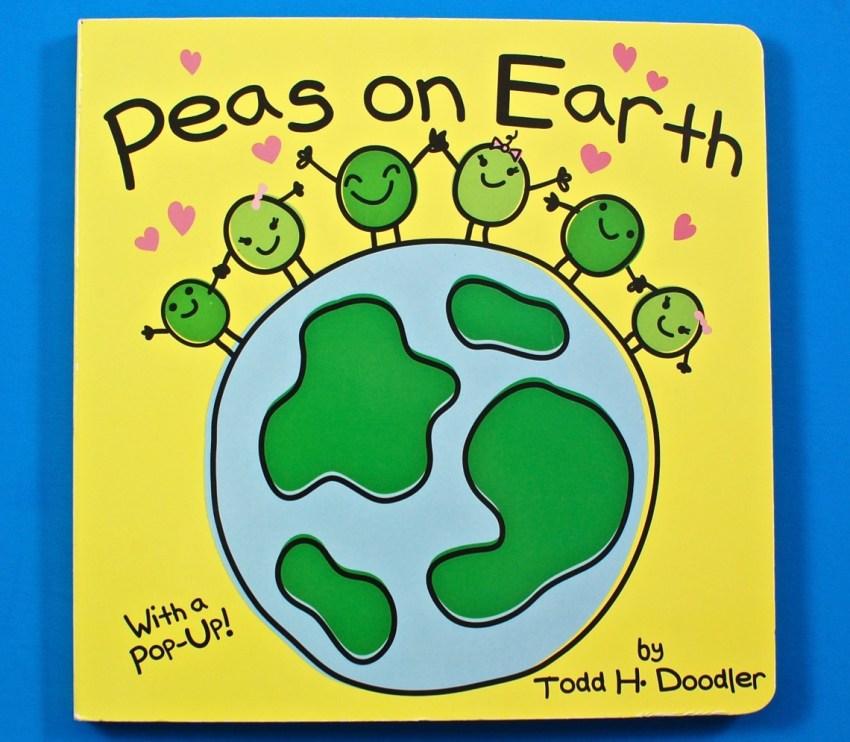 Peas on Earth book