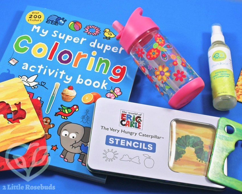 Bluum July 2017 Pre-K Subscription Box Review & Coupon Code