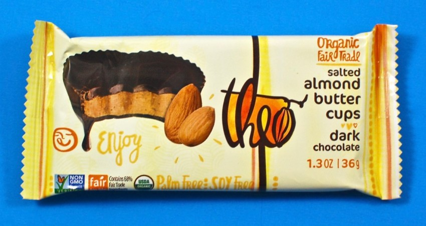 Theo almond butter cups