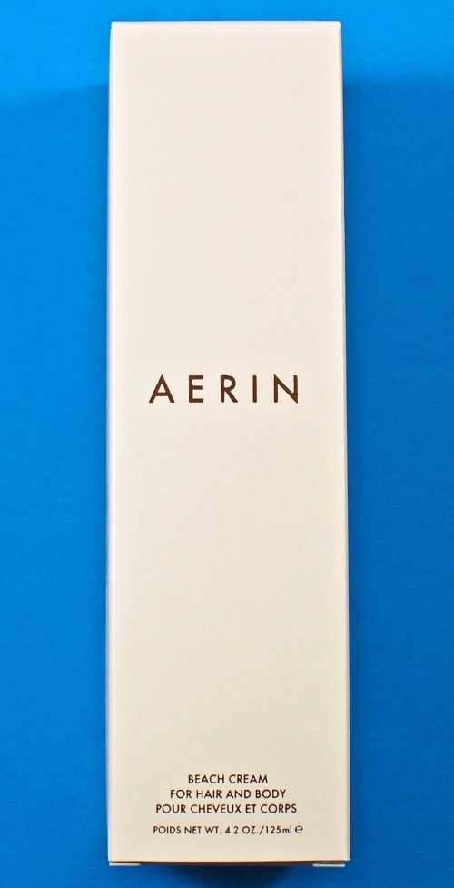 Aerin beach cream