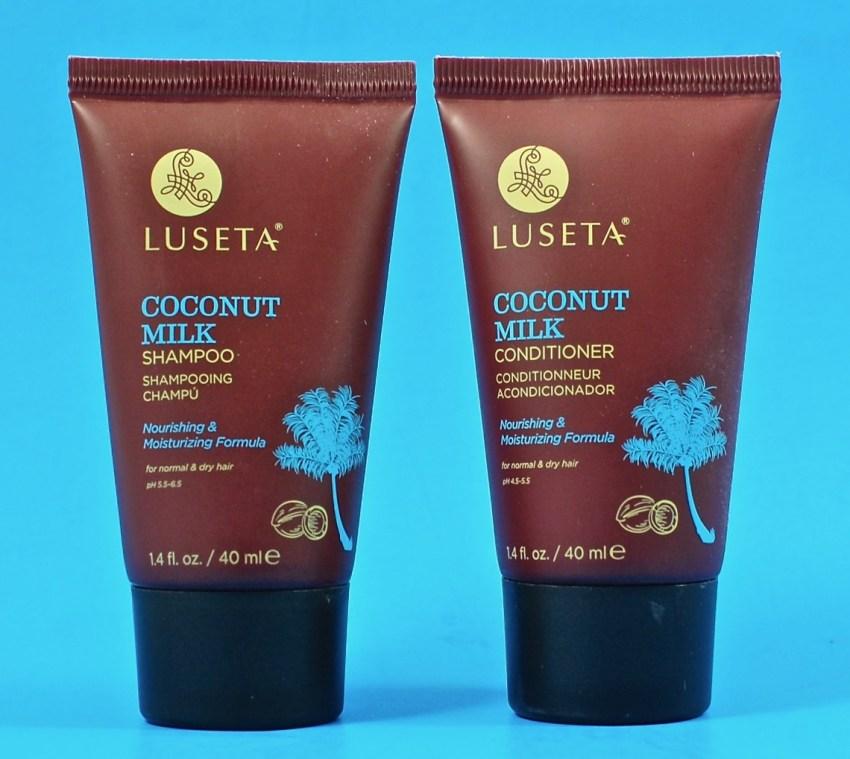Luseta Beauty shampoo