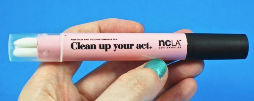 ncla polish remover