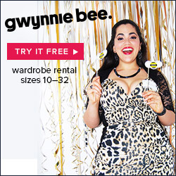 Gwynnie Bee - Start your free trial