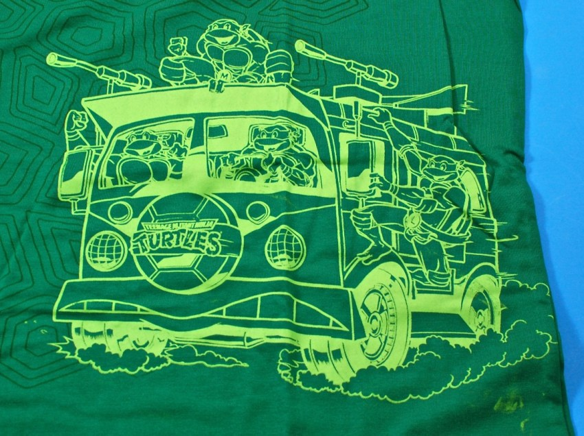 Turtle Van shirt