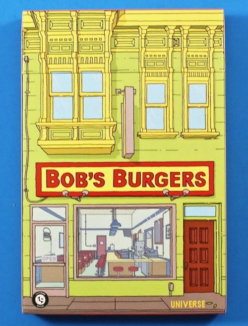Bob's Burgers Burger Box