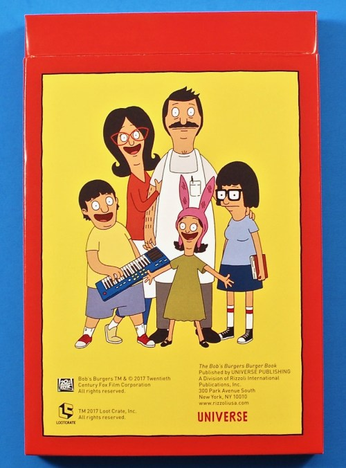 Bob's Burgers recipes