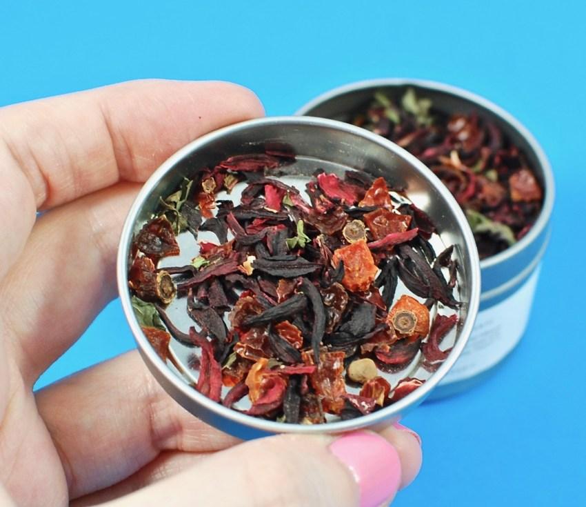 hibiscus tea potion