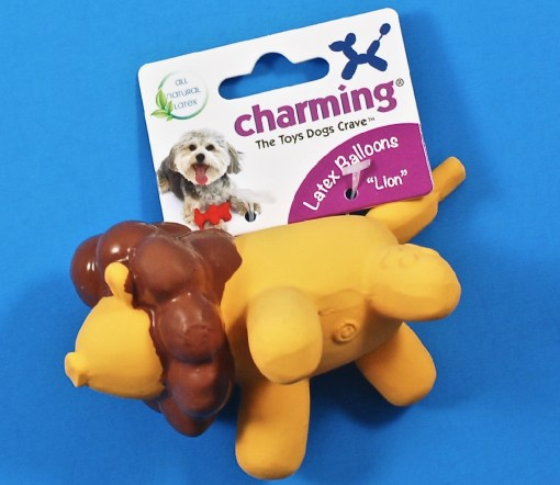 charming balloon latex toy