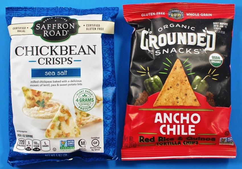 quinoa chips