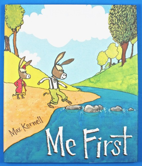 Me First book