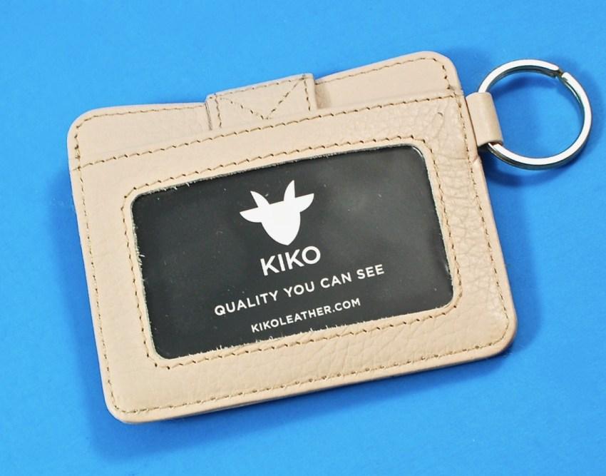 kiko card case
