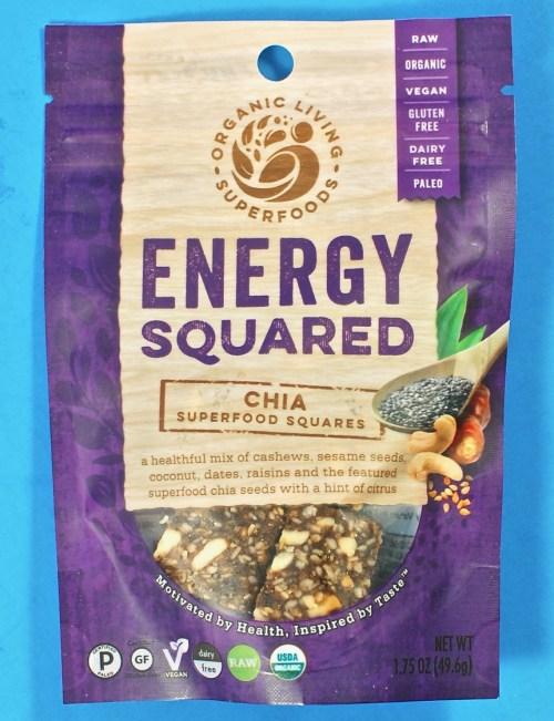 Energy Squared chia squares