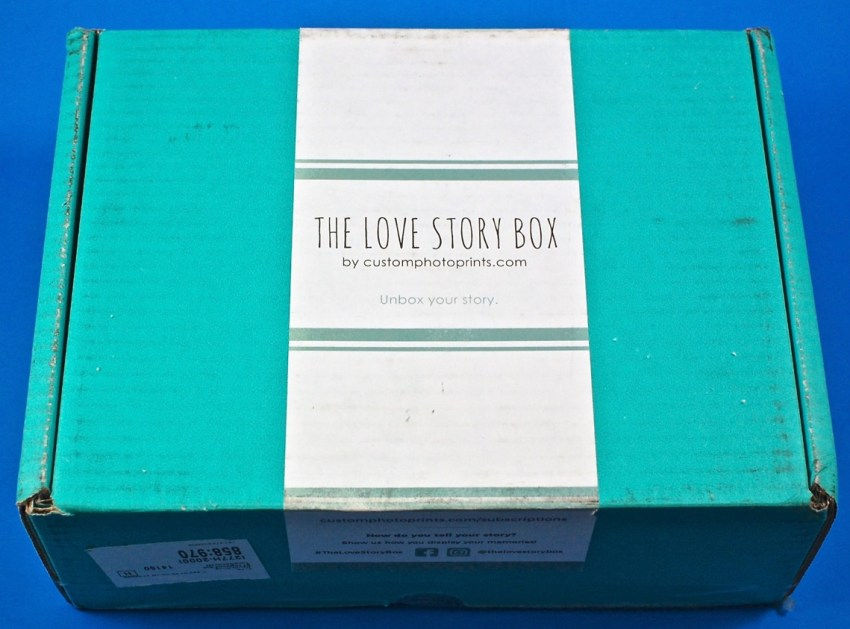 The Love Story Box