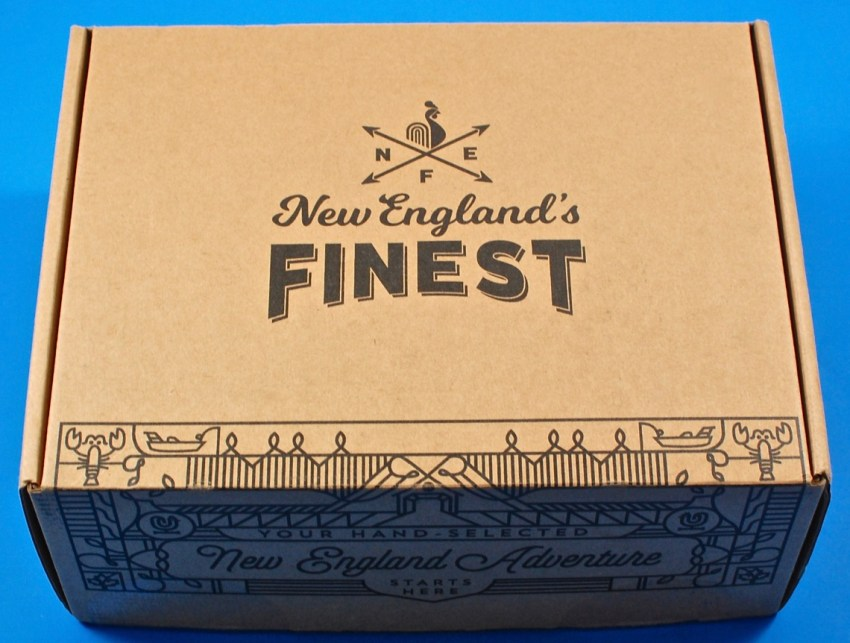 New England's Finest box
