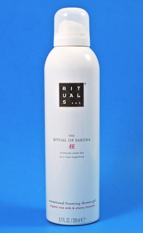 Rituals shower gel