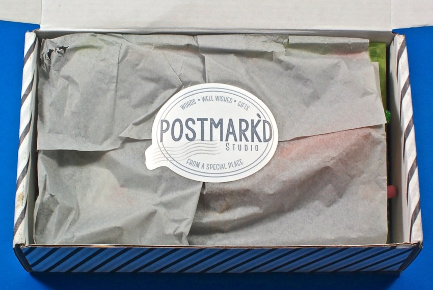 Postmark'd box review