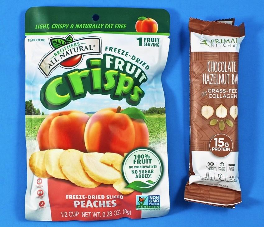 fruit crisps