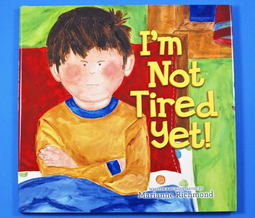 I'm Not Tired Yet book