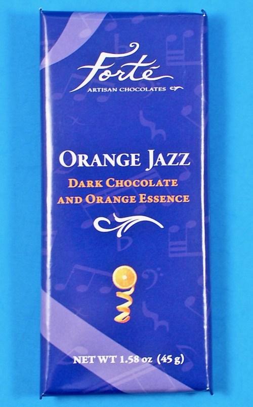 Forte orange jazz