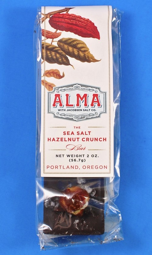 ALMA hazelnut crunch