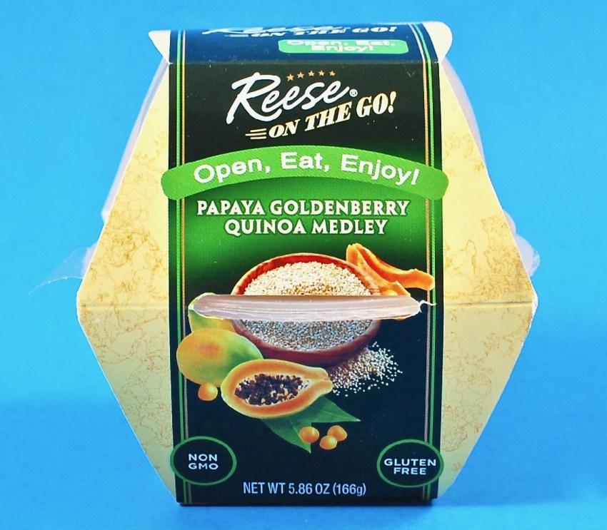 Reese quinoa cups