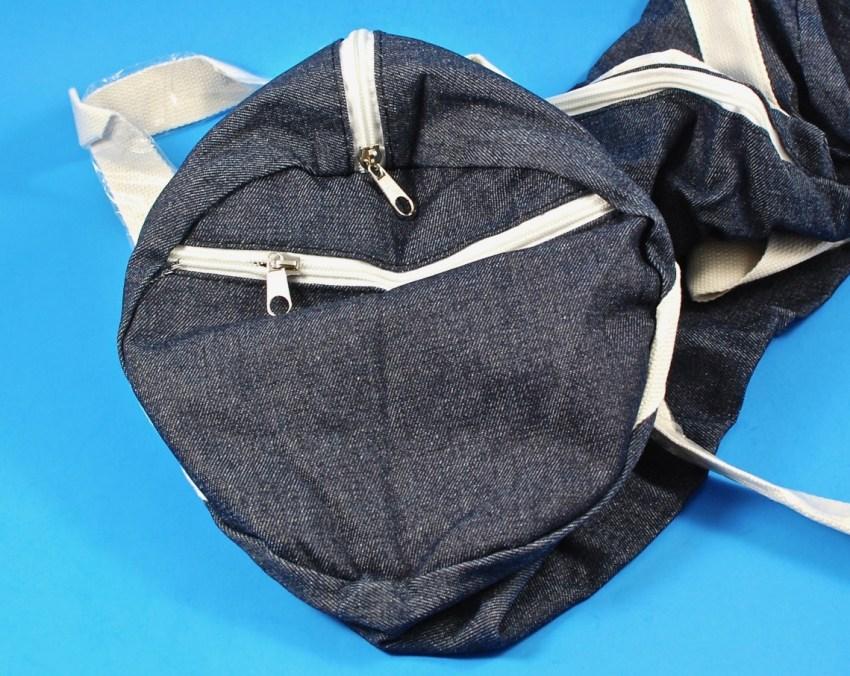 FabFitFun gym bag
