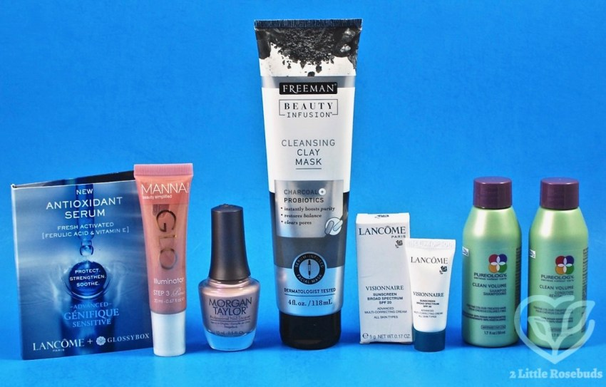 Glossybox September 2017 Subscription Box Review & Coupon Code