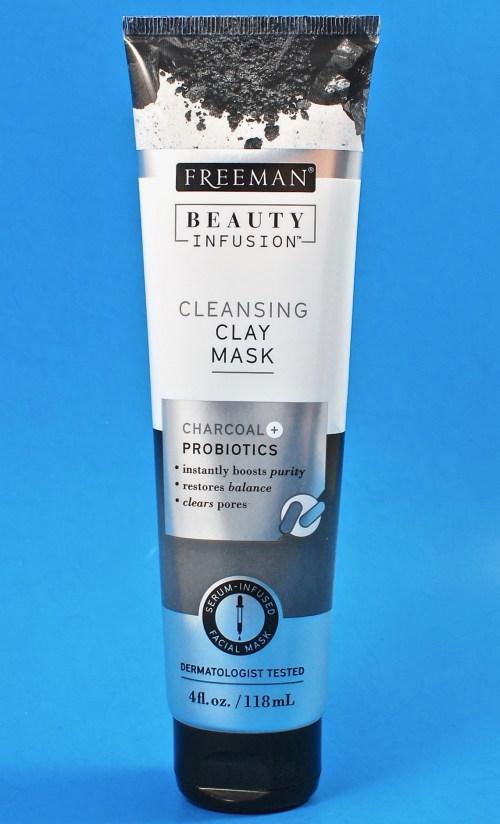 Freeman charcoal mask