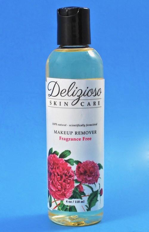 Delizioso makeup remover