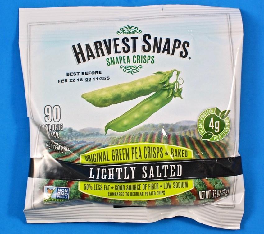 Harvest Snaps pea