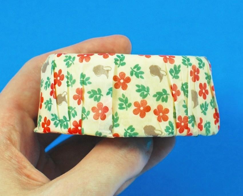 Donegal natural soap massage bar