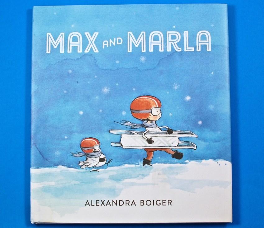 Max and Marla book