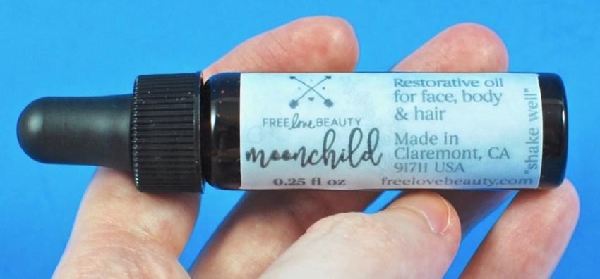 Free Love Beauty Moonchild oil